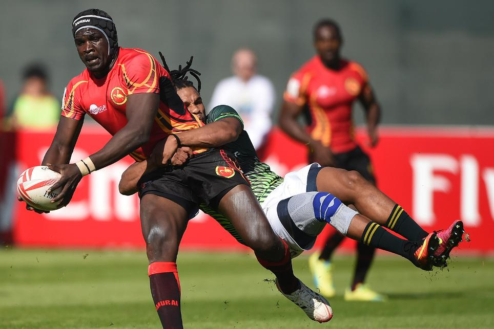 Uganda won tow of its four games at the 2018 Sevens Rugby World Cup (File Photo)