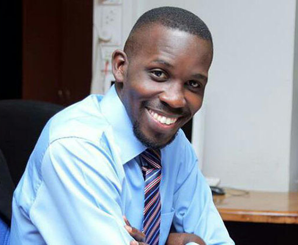 Joel Ssenyonyi, the NTV news anchor has quit the station