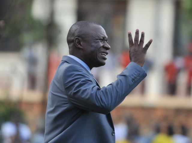 Mutebi believes his side will win on Wednesday (file photo)
