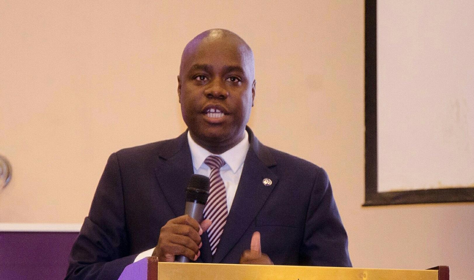 Uganda Law Society (ULS) President, Simon Peter Kinobe. (PHOTO/File)