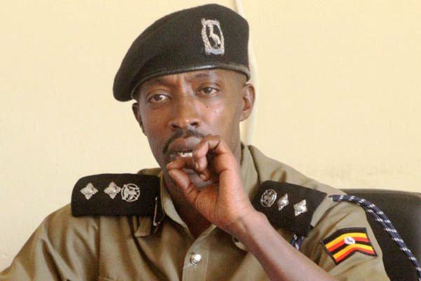 Police spokesperson Emilian Kayima confirmed that the Security guard is in custody as investigations into the matter go on (FILE PHOTO)