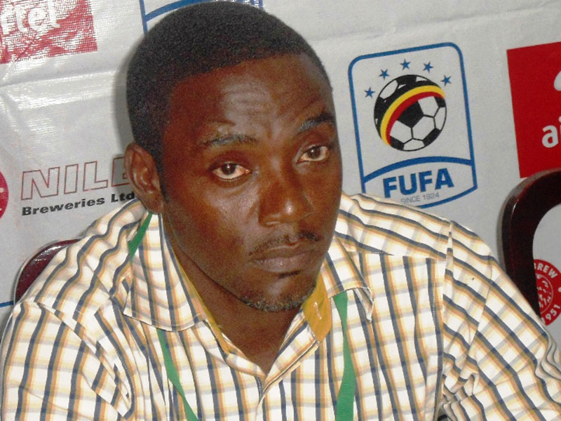 Kefa has been at Express since July(File Photo)