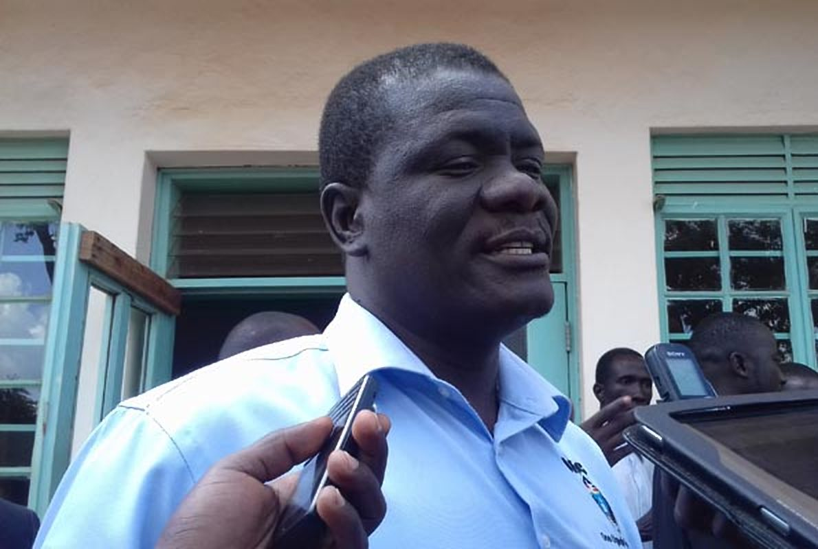 Former MP Gulu municipality Christopher Acire has lost a hand in a brawl with a casual labourer at his home in Laliya Tol Manwang trading centre, Bungatira sub county in Gulu district (FILE PHOTO)