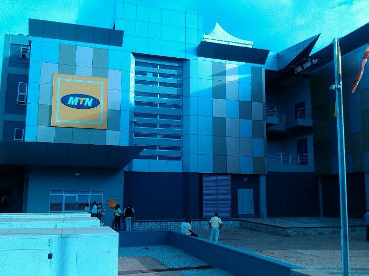Internal Security Organisation (ISO), Chieftaincy of Military Intelligence (CMI) and Police detectives raid MTN offices for the Second time in  6 months. (FILE PHOTO)