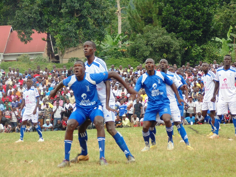 Buddu drew 1-1 with Kooki on day two of the Airtel Masaza cup (Photo by Agencies)