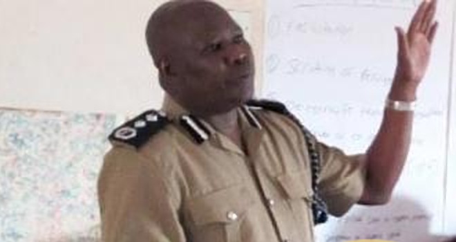 Commissioner Makmot Okello died on his way back home from the US.(FILEPHOTO)