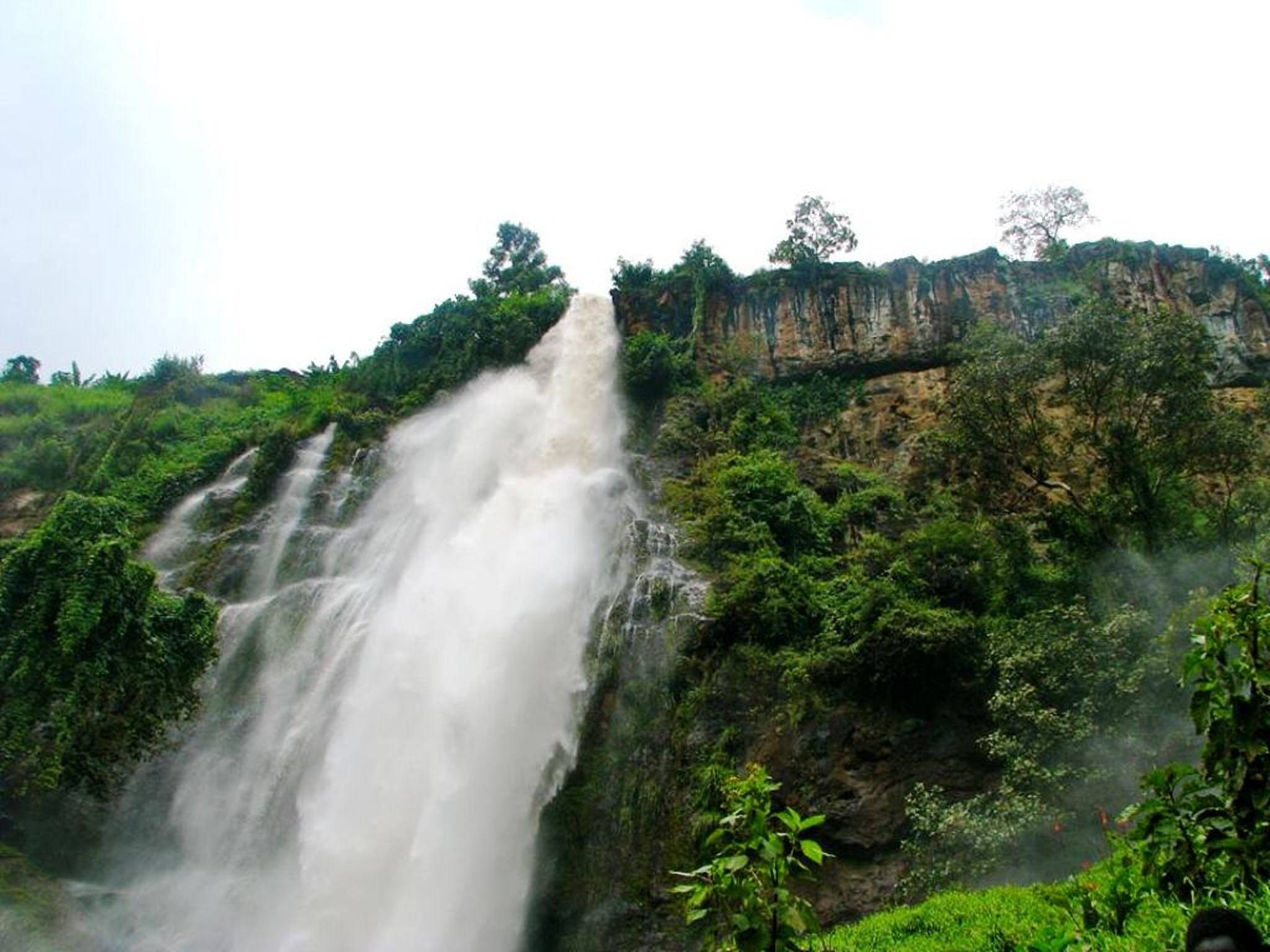 The magnificent scenery adjacent to Sisiyi Falls in Bulambuli District, a major tourist attraction in East Africa (FILE PHOTO)