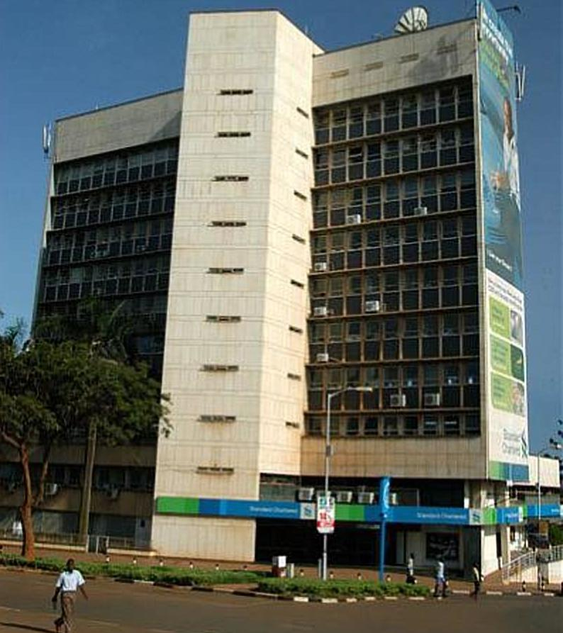 StanChart bosses fail to appear in Buganda Road Court as their arrest roams after a jilted client sued the top bank (FILE PHOTO)