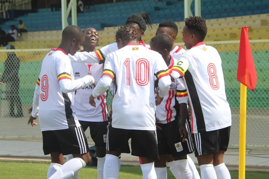 The Crested Cranes defeated Kenya in the first game (Photo by FUFA Media)