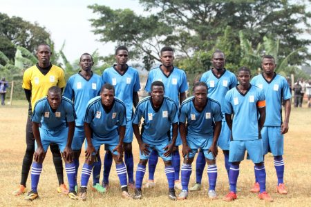 The Buganda team that started against Bukedi on Sunday