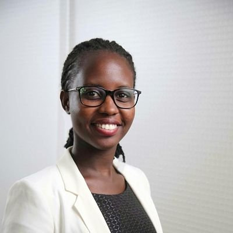 Founder/Managing Director of Wazi Vision Limited, Brenda Katwesigye