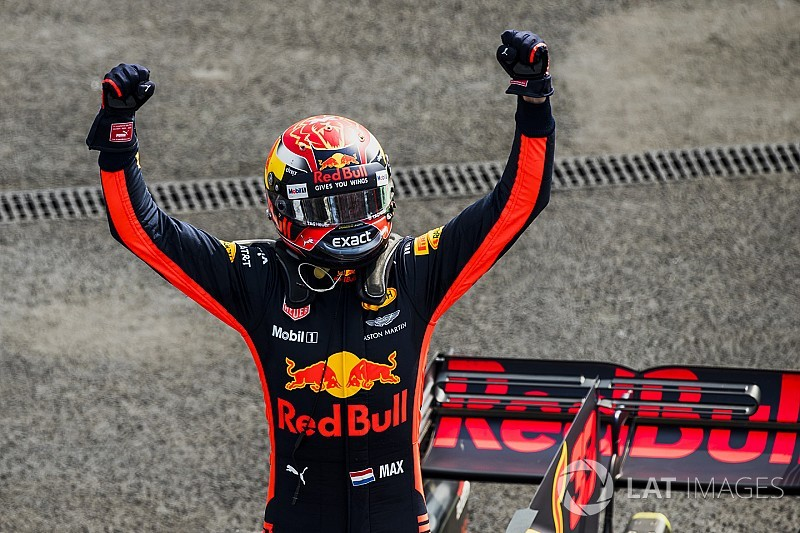 Max Verstappen won dramatic Austrian GP (Photo by Agencies)