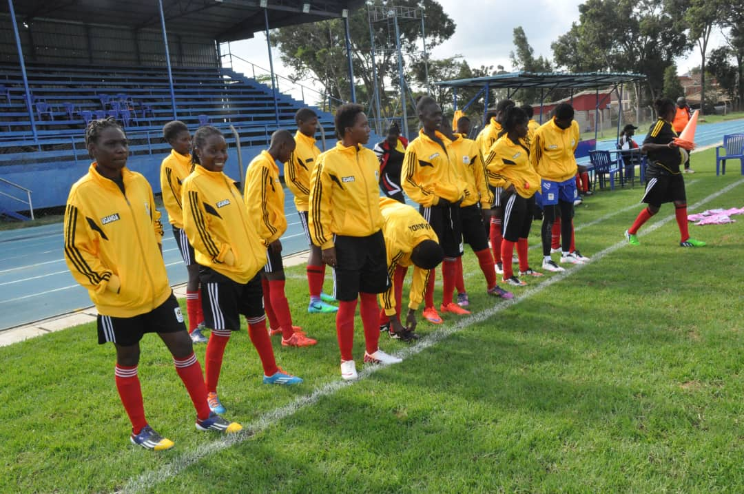 The Crested Cranes is one of the five teams at this year's CECAFA Challenge cup (Photo by FUFA Media)