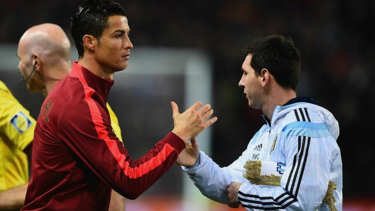 Ronaldo and Messi have won the last 10 Balon Dors