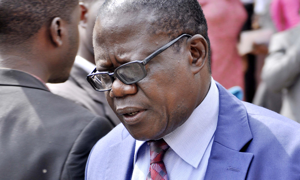 Former Works Minister Abraham Byandala and five co-accused to appear in court for the Mukono-Katosi road saga on August 29 (FILE