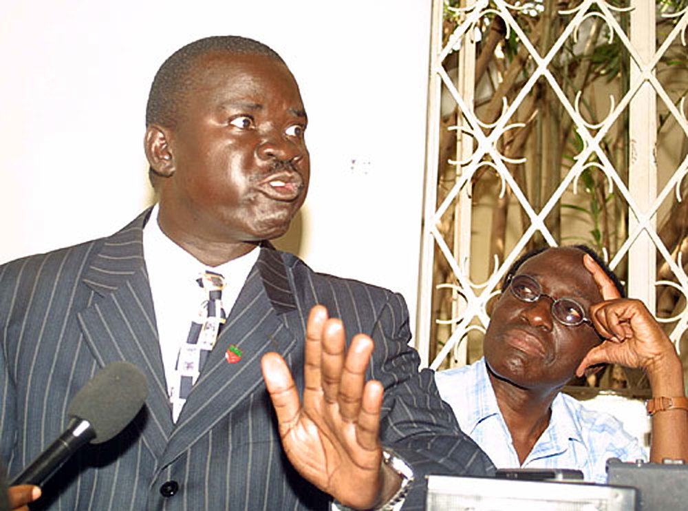 former Terego County MP and FDC founding member, Kassiano Wadri has challenged the criterion used to select Moses Musema as FDC party flag bearer for Arua MP citing that primaries will be held as stipulated in the party Constitution (FILE PHOTO)