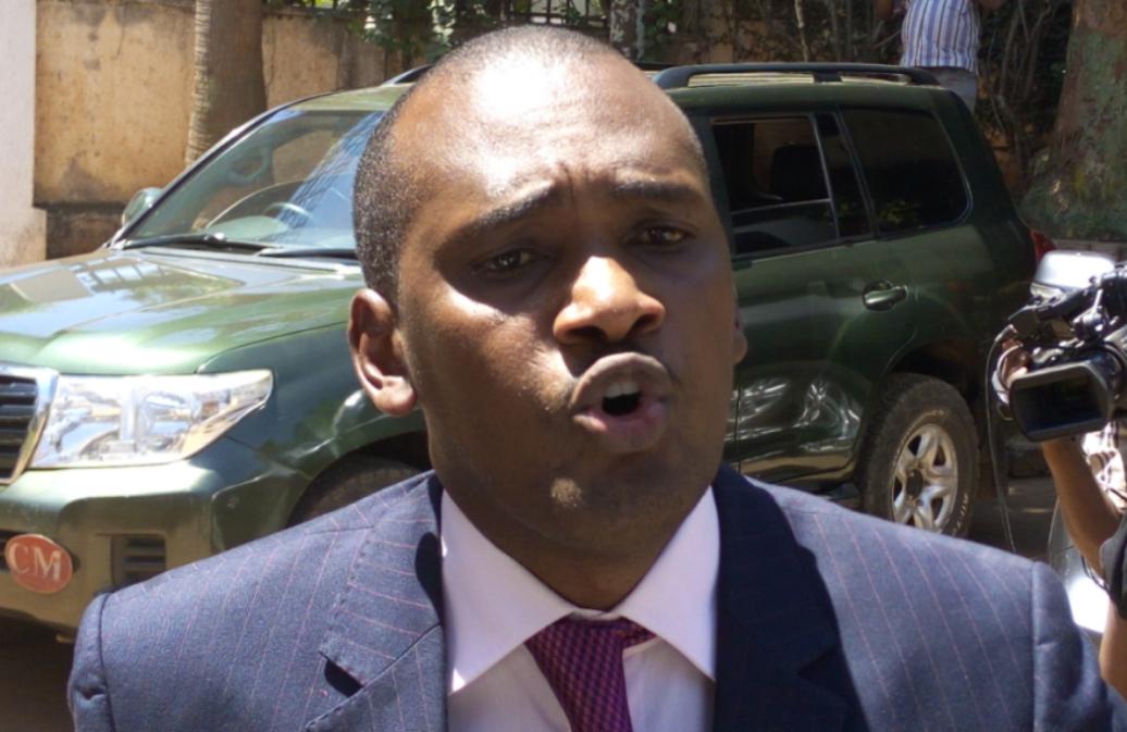 Information minister Frank Tumwebaze says umwebazerubbishes reports of seizures on gadgets linked to him in Rwanda (PHOTO/File)