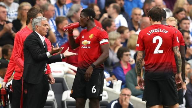 Manchester United lost 3-1 at Brighton this past weekend