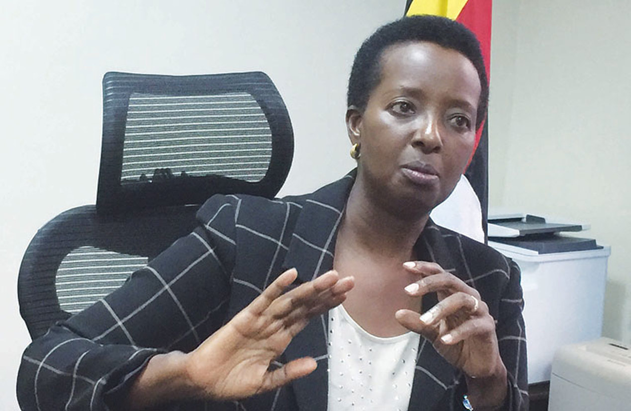 UNRA Executive Director Allen Kagina has revealed that works on the Northern by-pass have been stalled by land wrangles and astronomical compensation demands (FILE PHOTO)