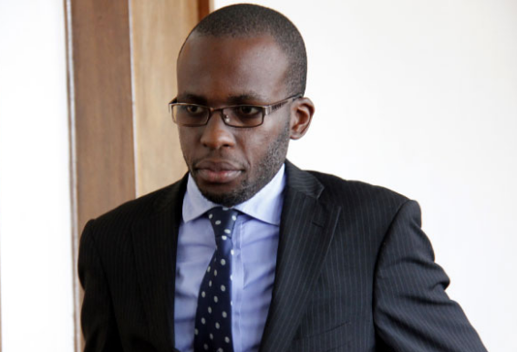 Lawyer and human rights activist, Andrew Karamagi (FILE PHOTO)
