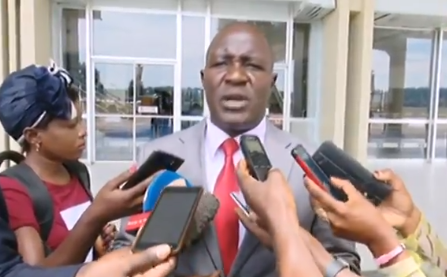 JEEMA party leader and lawyer Asuman Basalirwa has decried the brutality of LDU recruits. (PHOTO/File)