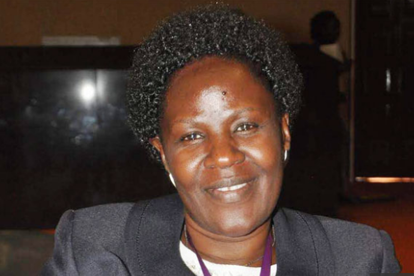 President Museveni has appointed Court of Appeal registrar, Esther Nambayo as the Chief Registrar for Uganda's courts of judicature,(FILE PHOTO)