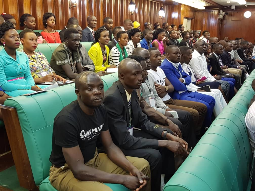The youths have called for a review on the nomination fees and urged parliament to formulate policies that help to protect and promote young people (PML Daily PHOTO)