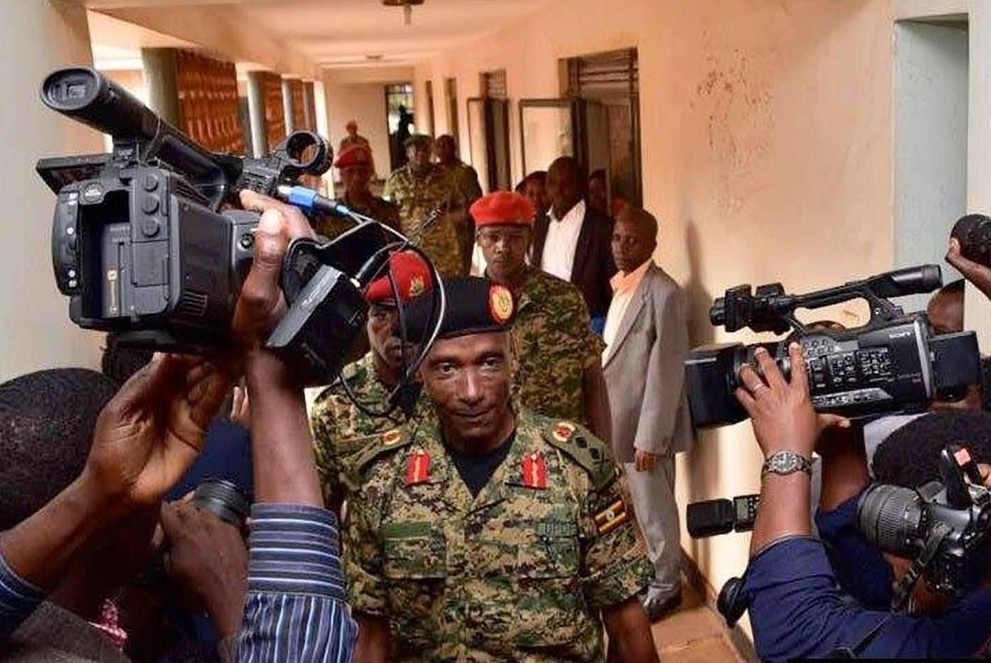 Former IGP, Gen Kale Kayihura was Granted bail on August 28,(FILE PHOTO)_