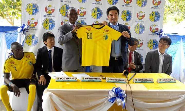 The deal was confirmed on Monday in a press briefing at the Champions Stadium (Photo by Agency)