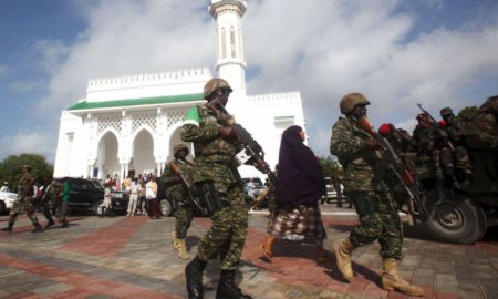 The UN understands the critical role AMISOM plays in helping Somalia take responsibility for its security.