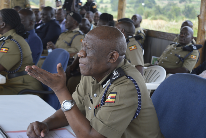 Inspector General of Police, John Martins Okoth Ochola has sanctioned the eviction(FILE PHOTO)