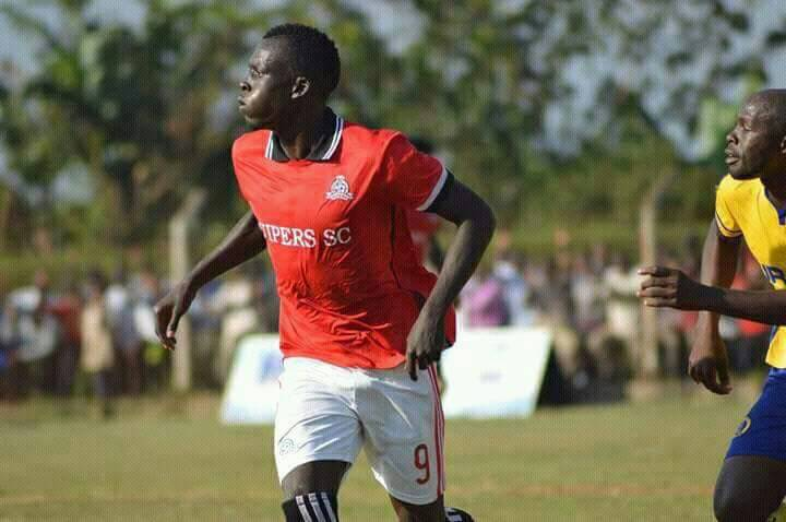 Musa Esenu spent last season on loan at Kirinya JSS (file photo)