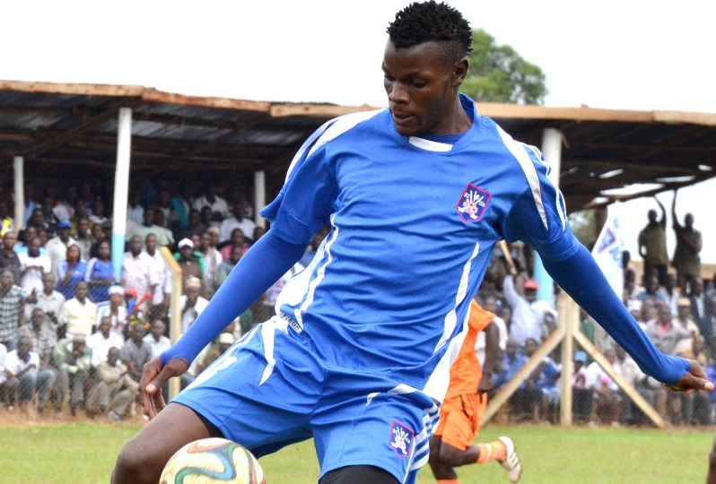 Karim Ndugwa joins Mbarara on a season long loan deal from Wakiso Giants (file photo)