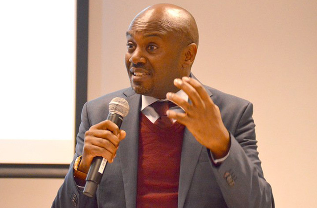 Ugandan journalist and the founder and owner of The Independent, Andrew Mwenda (PHOTO/File)