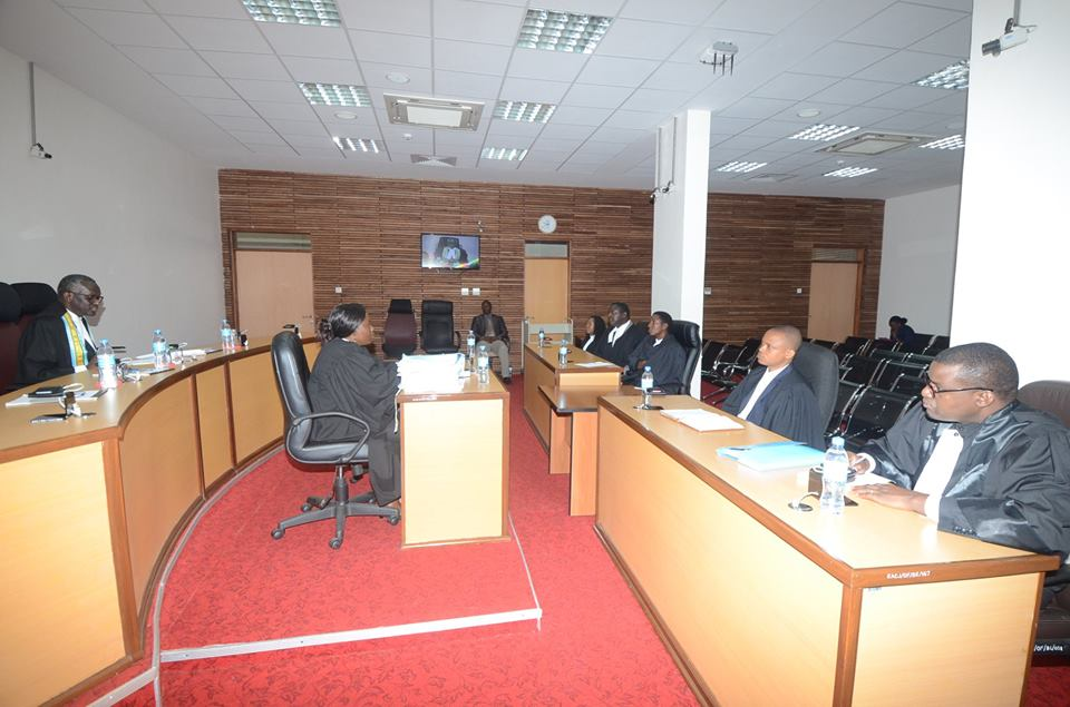 East African Law Society (EALS) in session in Arusha, Tanzania. EALS has slammed the Uganda government