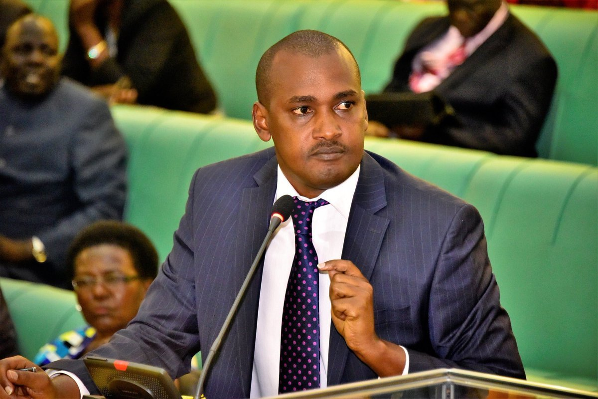Legislators have put Minister of Information, Communication, Technology and National Guidance, Hon. Frank Tumwebaze,on the spot for telecom firms' failure to reinstate scratchcards (FILE PHOTO)