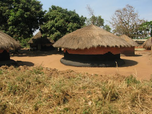 A Local council in Atwol 'A' village, Padibe Town