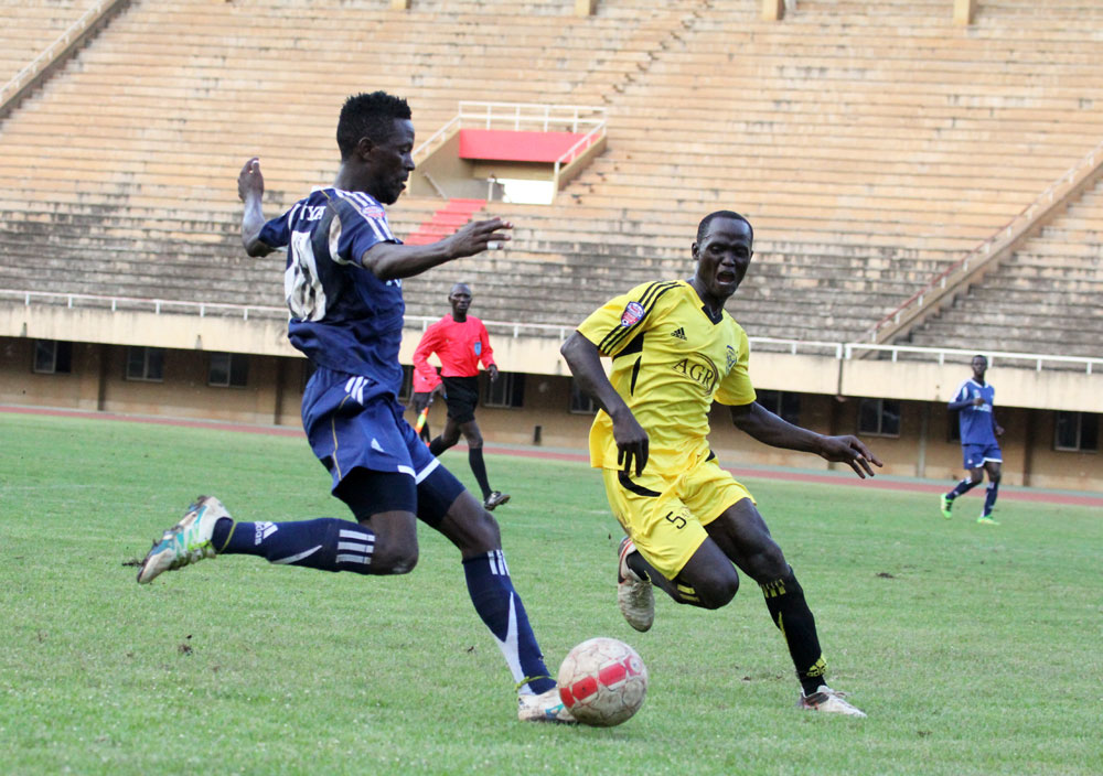 Police lost 2-1 to Bul in their first game (file photo)