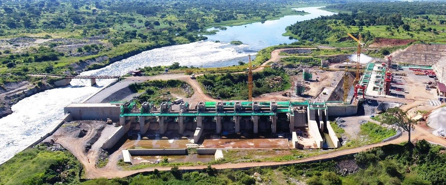 The 600MW Karuma Hydropower dam (FILE PHOTO)