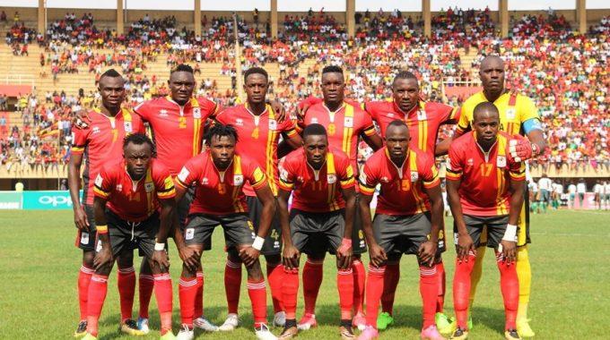 The Uganda Cranes will play Tanzania next month (file photo)