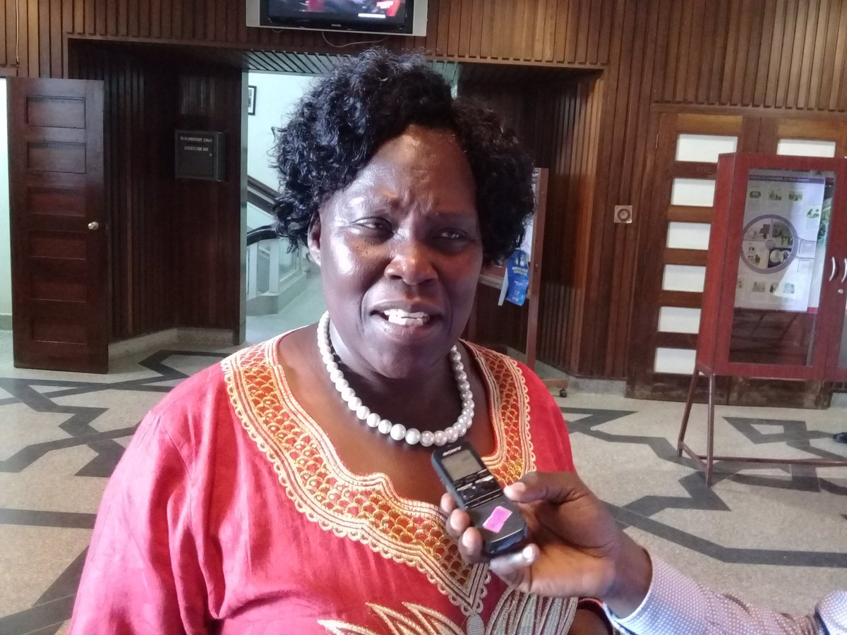 Leader of Opposition, Betty Aol Achan, has urged the Uganda Police to up their game as she decried the gruesome murder of women (FILE PHOTO)