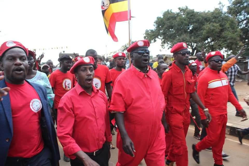 Legislators Paul Mwiru and Gerald Karuhanga have slammed the SFC for framing them (FILE PHOTO)