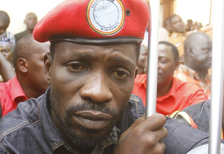 Kyadondo East legislator Robert Kyagulanyi aka Bobi Wine recounts his time in detention and several brutal arrests (FILE PHOTO)