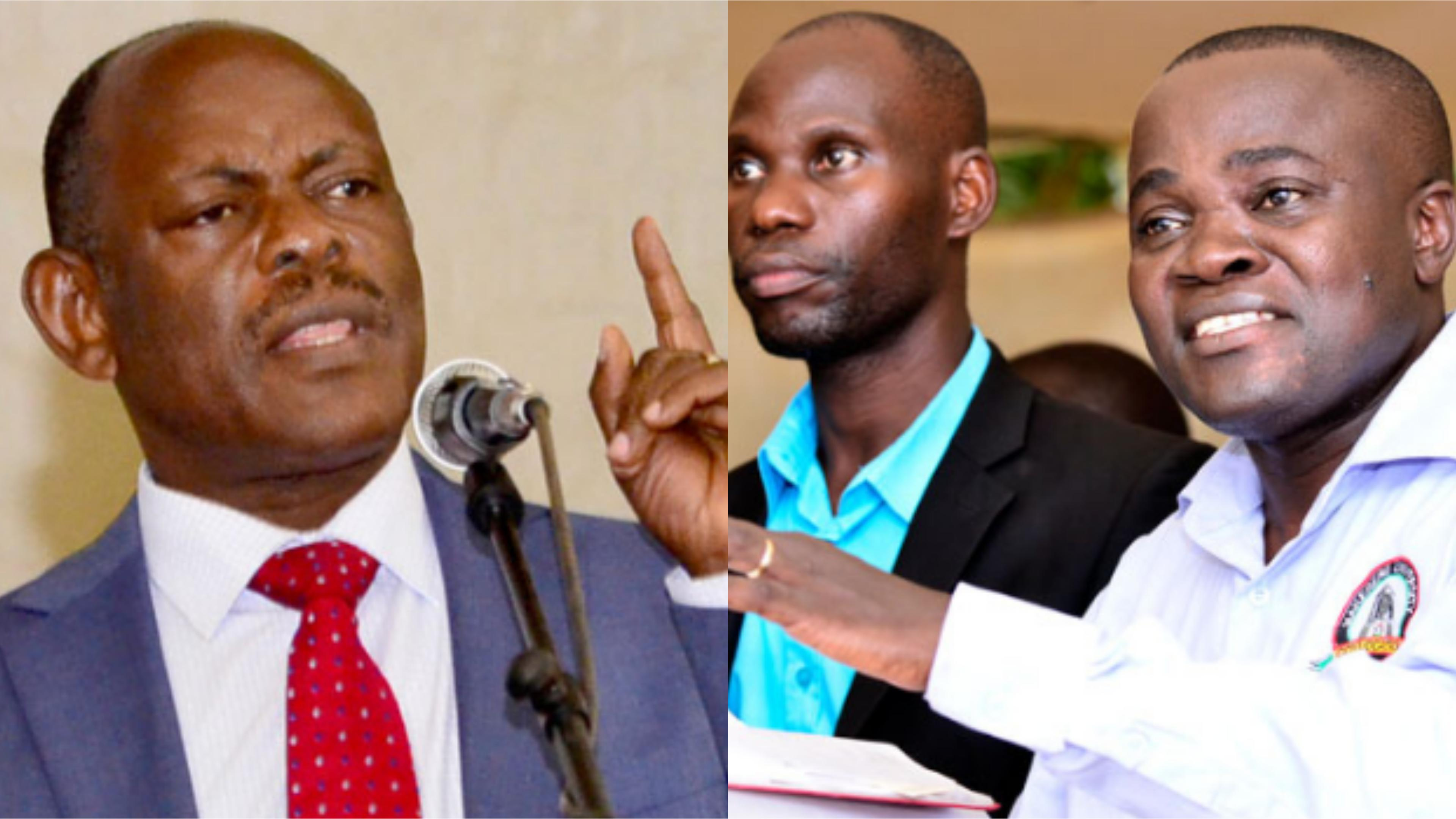 Worker's MPs say the continued sacking of Makerere staff is irregular. (FILE PHOTO)