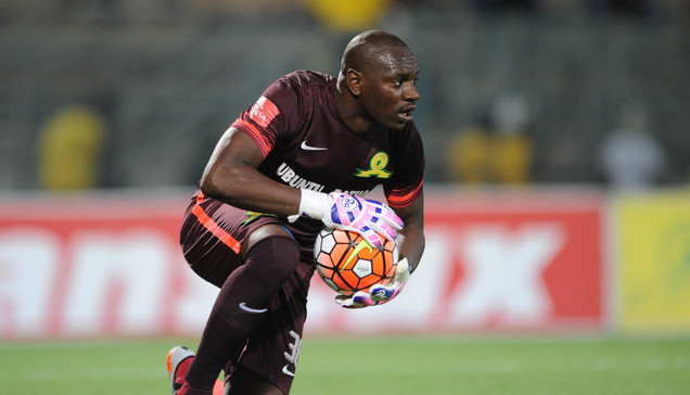 Onyango has been voted the best goalkeeper in Africa for the last four years (file photo)