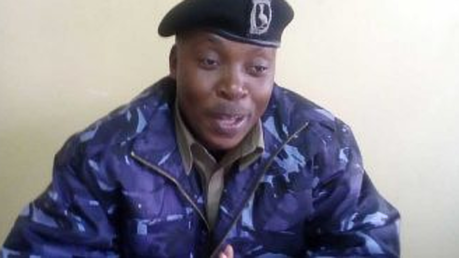 Ex- West Nile Region Police Commander Jonathan Musinguzi has been relieved of his duties on the orders of President Museveni in the aftermath of the Arua Municipality election violence (FILE PHOTO)