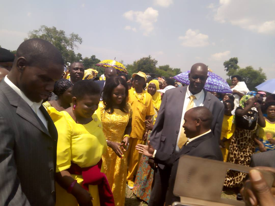 NRM Secretary General welcomed in Kasese