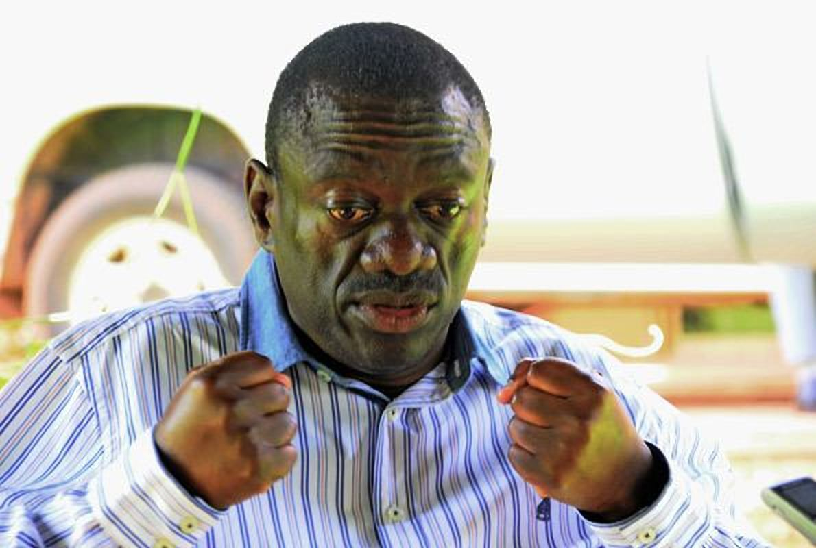 Dr. Kizza Besigye has weighed in on corruption measures (PHOTO/Courtesy)