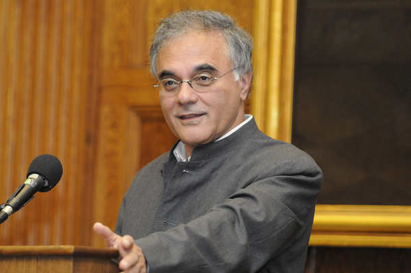 Makerere University Institute of Social Research (MISR) director, Prof. Mahmood Mamdani has been appointed new Chancellor for Kampala International University (PHOTO/File)