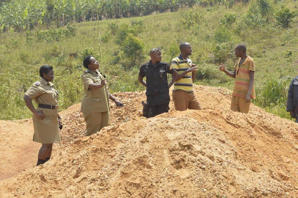 Uganda's Mineral Protection Unit